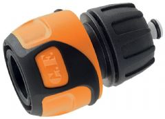 Soft Touch Garden Hose QR Coupler with Valve 8004-5043